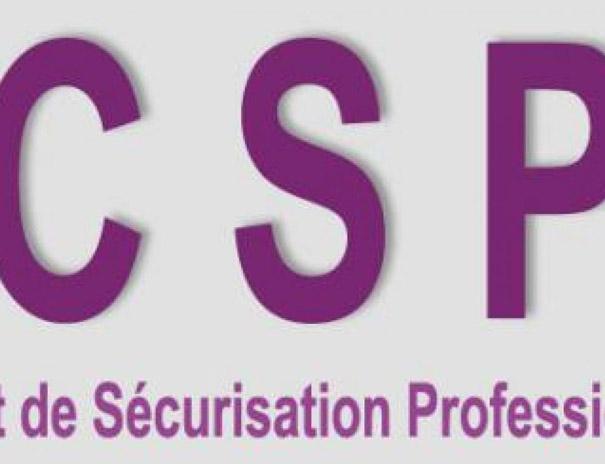 Prime de reclassement CSP