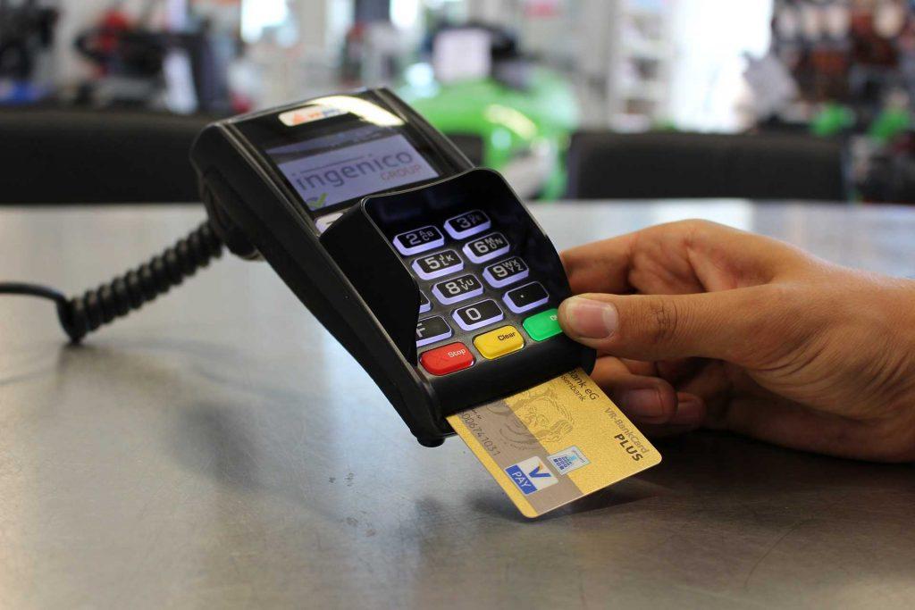 Désactiver le paiement sans contact