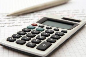 calcul de l'impôt