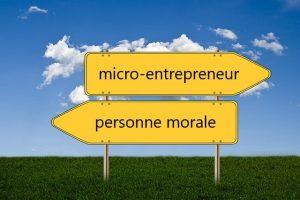différence entre micro entrepreneur et société