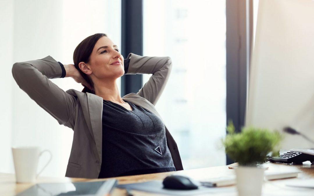 6 façons d'améliorer le confort au travail
