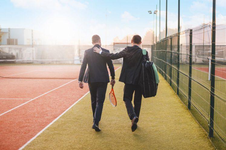 Les avantages du sport au travail