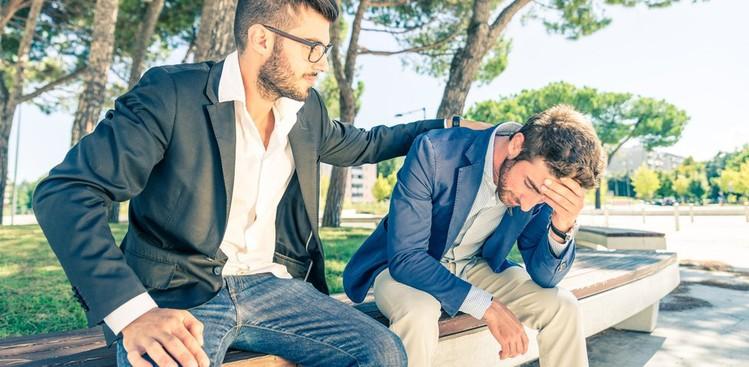 Comment réconforter un collègue en cas de crise ?