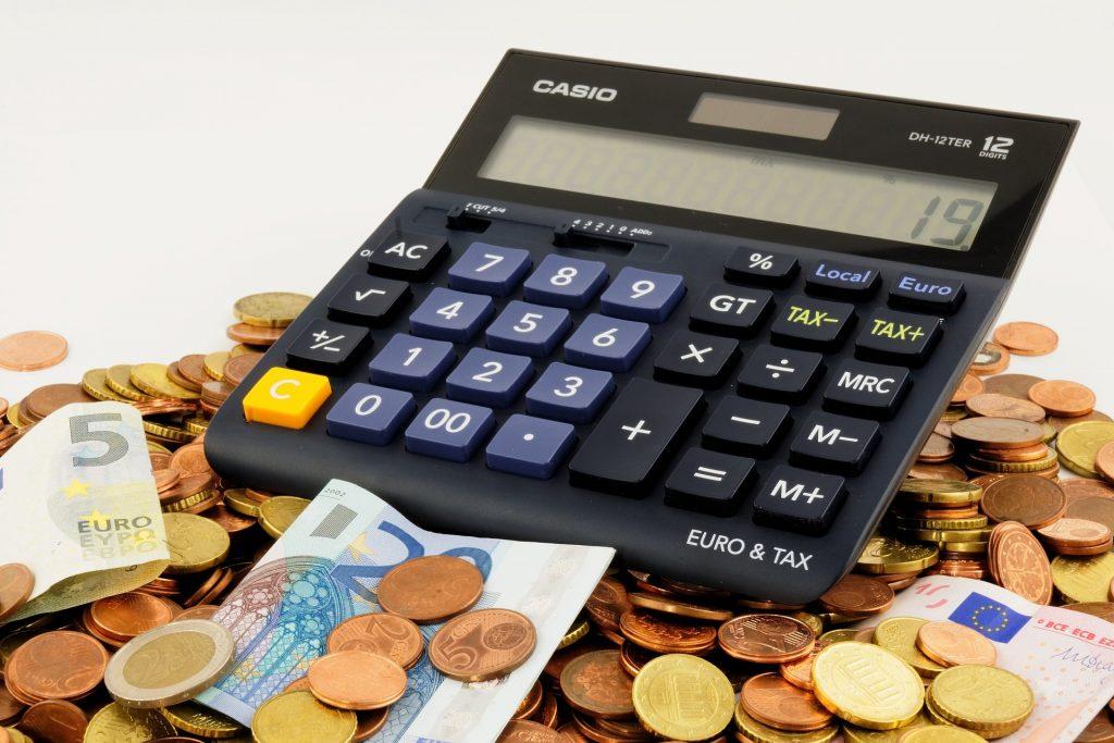 Calculer ses frais bancaires