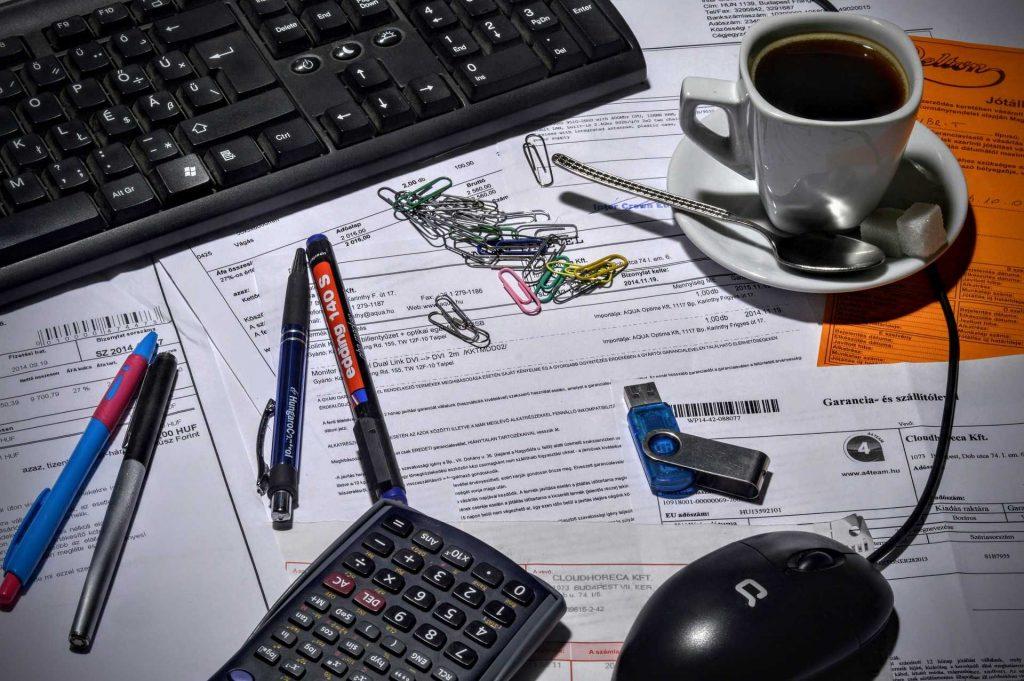 L'expert comptable en entreprise