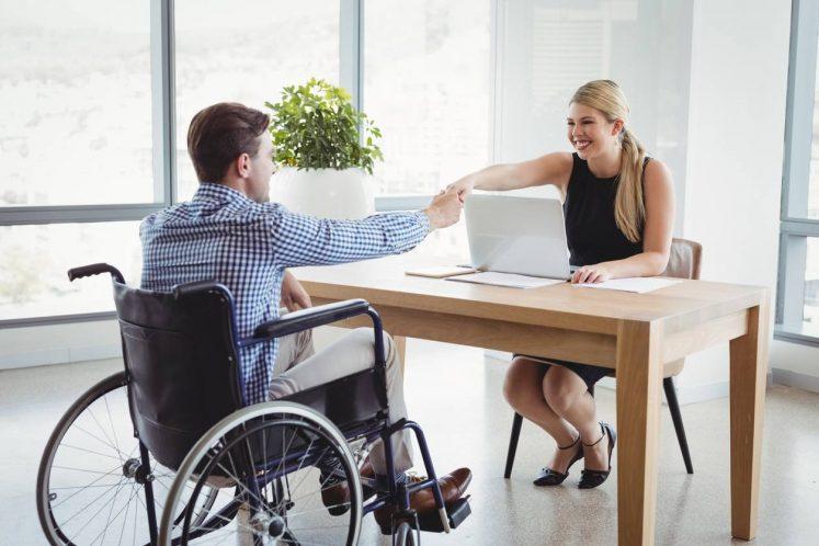 handicap et travail formation