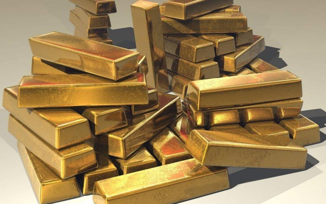 L'or : placement refuge de l'année 2020