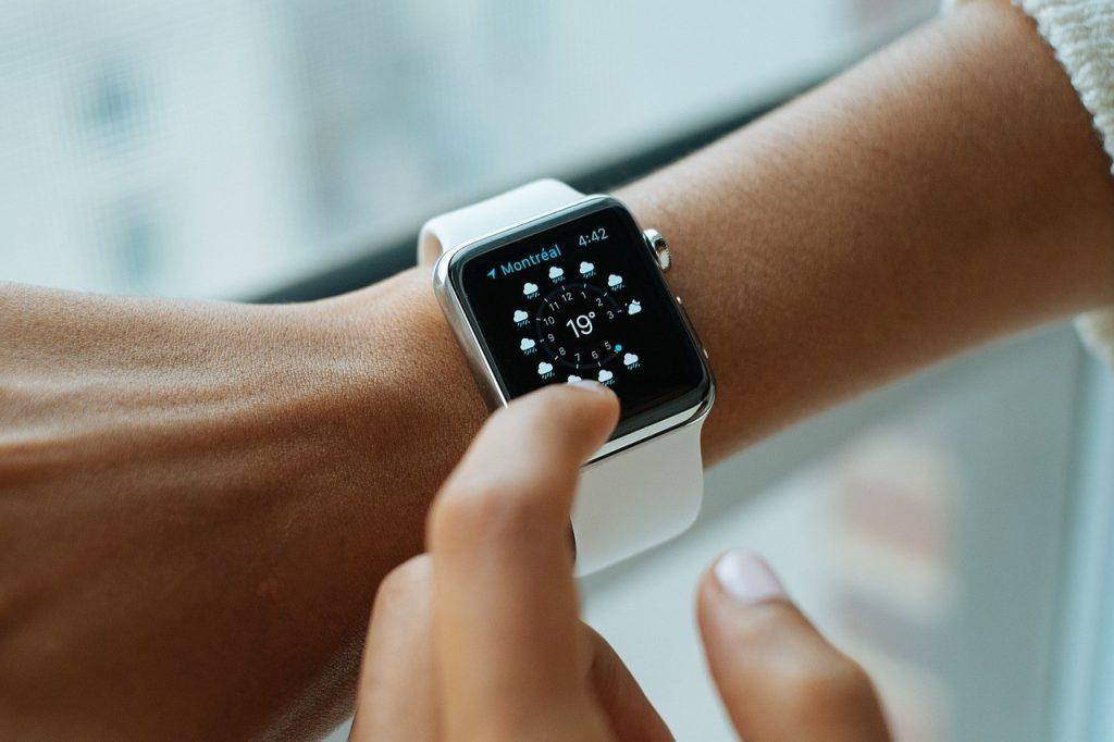 digital montre