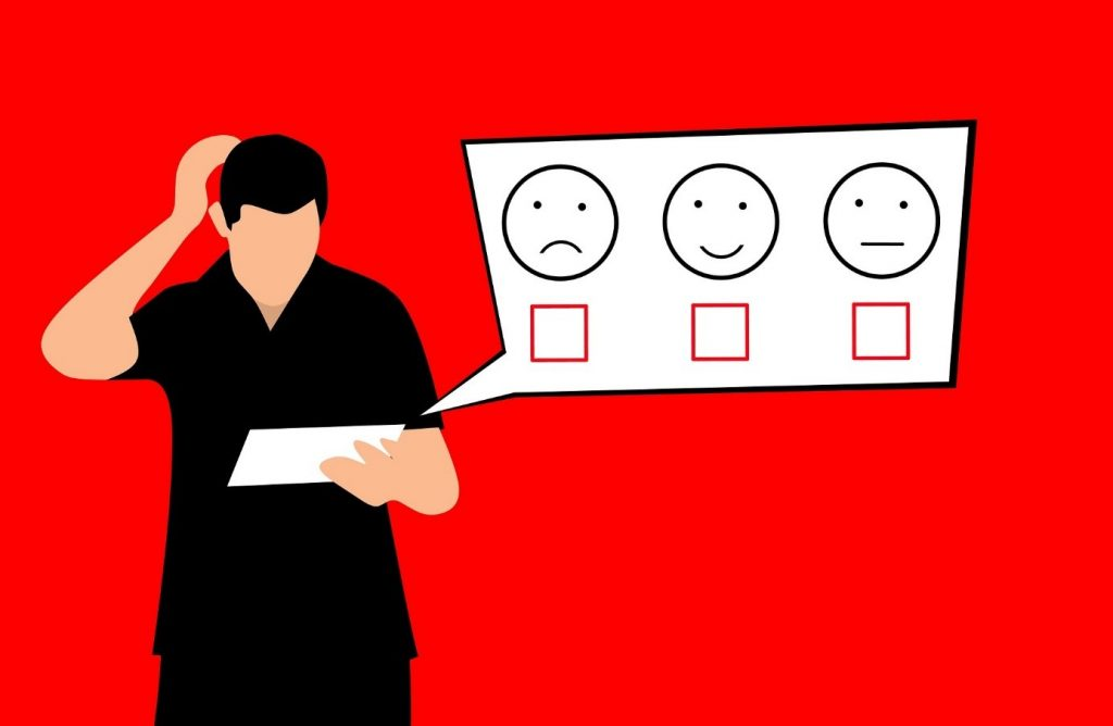 enquete satisfaction client