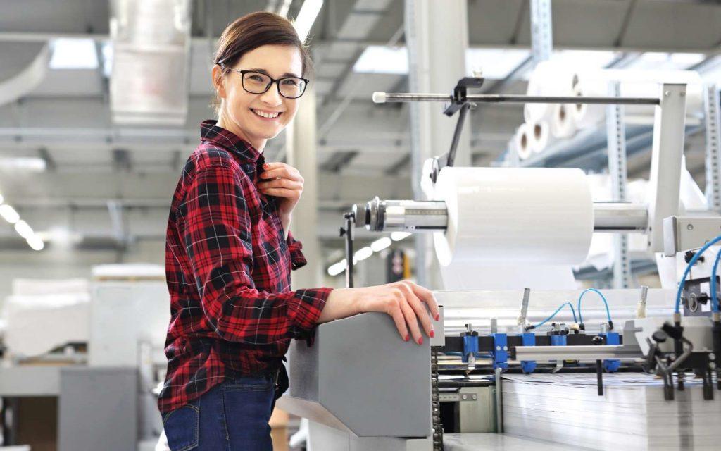 imprimerie industriel