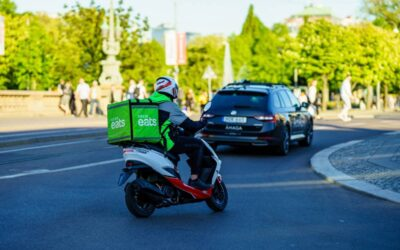 Comment devenir livreur Uber Eats ?