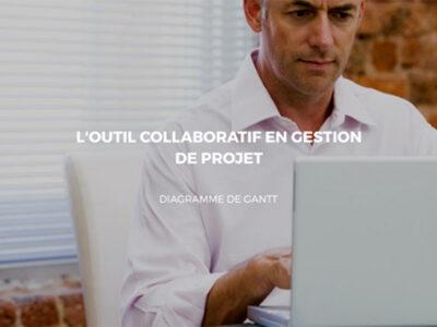 Planifier et organiser un projet avec la charte de Gantt