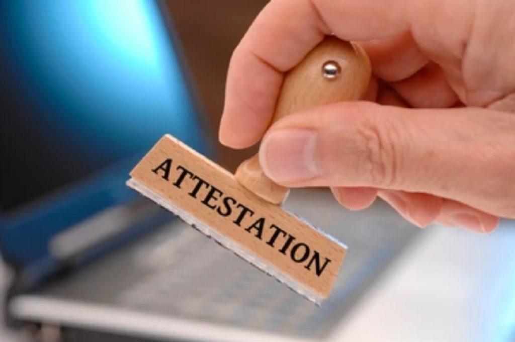 attestation