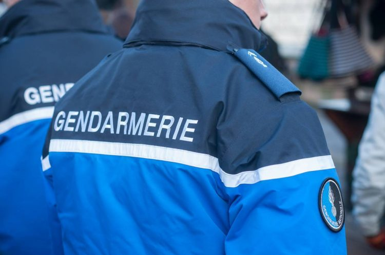 gendarmerie gendarme métier
