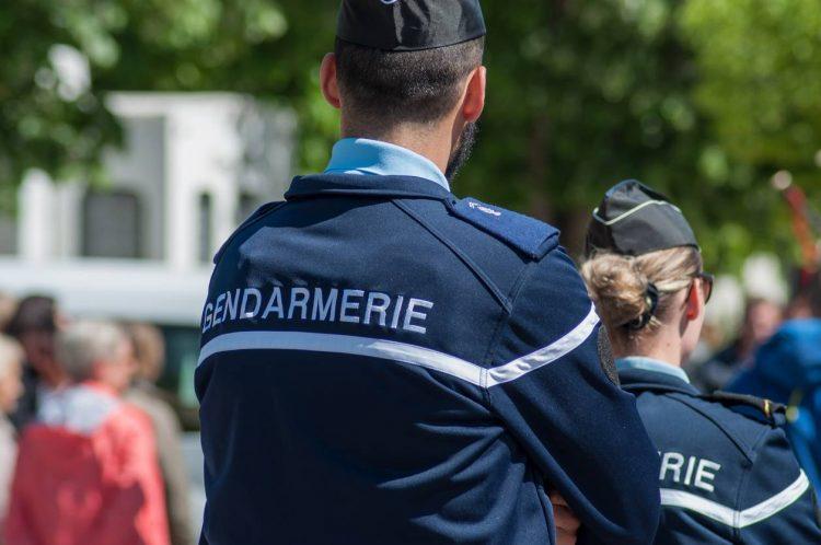 Equipement de la gendarmerie