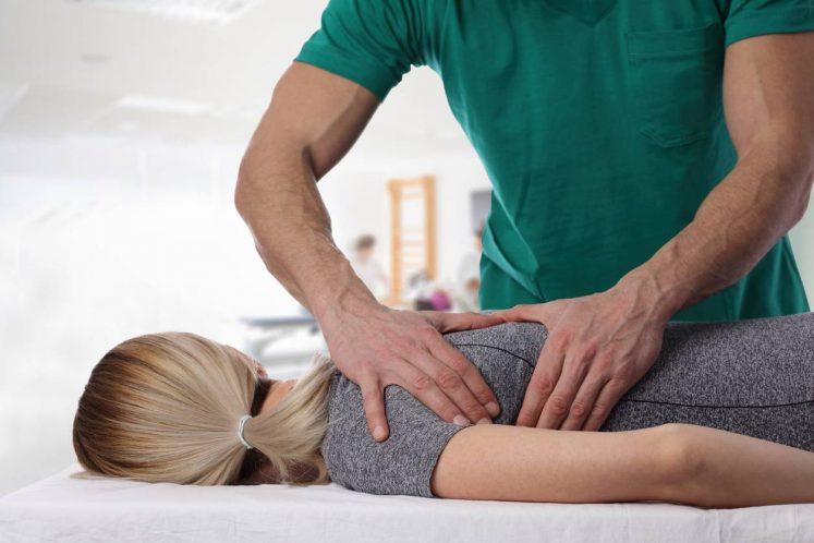 chiropracteur séance